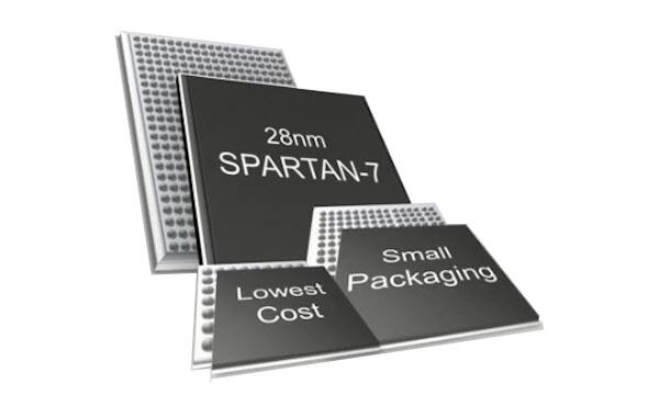 Image of Spartan®-7 FPGA Family